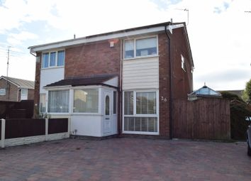Thumbnail 2 bed semi-detached house for sale in Thornley Road, Moreton