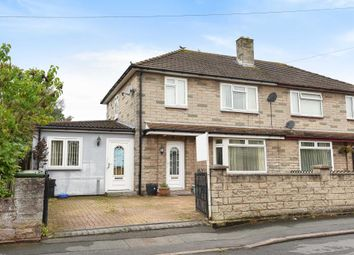 Thumbnail 3 bed semi-detached house for sale in Whitecross, Hereford