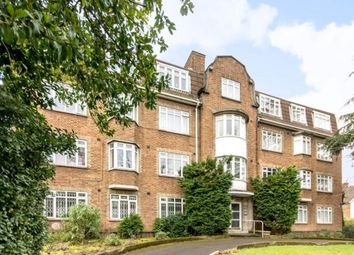 Thumbnail 4 bed flat to rent in Brondesbury Park, Willesden