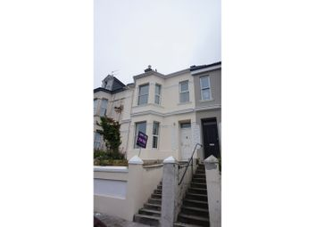 Thumbnail 6 bed town house for sale in Elm Road, Plymouth