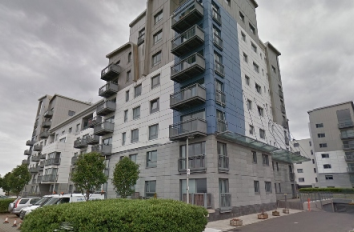 Thumbnail 2 bed flat to rent in Western Harbour Terrace, The Shore, Edinburgh EH6,