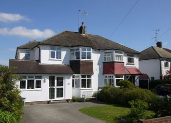 Thumbnail 4 bed semi-detached house for sale in Betenson Avenue, Sevenoaks