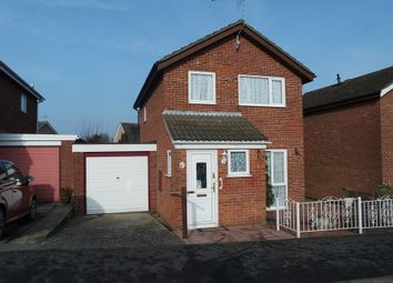 Thumbnail 3 bedroom detached house for sale in Queen Elizabeth Drive, Beccles