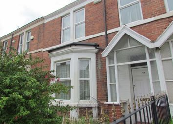 Thumbnail 4 bed terraced house for sale in Rothwell Road, Gosforth, Newcastle Upon Tyne