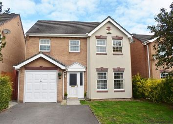 Thumbnail 4 bed detached house for sale in Pant Mawr, Broadlands, Bridgend.
