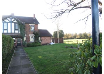 Thumbnail 3 bed cottage for sale in Cranes Lane, Lathom