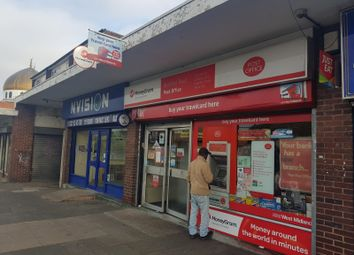 Thumbnail Retail premises for sale in 203 Birchfield Road, Birmingham