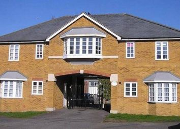 Thumbnail 1 bed flat to rent in Worcester Park, Sutton
