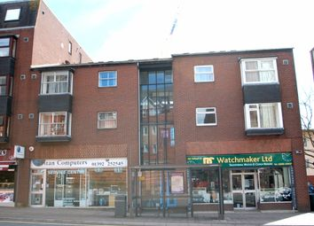 Thumbnail 2 bedroom flat to rent in Sidwell Street, Exeter