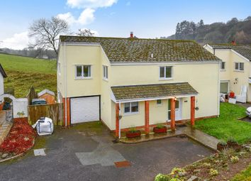 Thumbnail 4 bed detached house for sale in Lower Chapel, Powys LD3,
