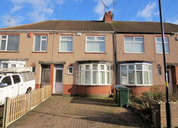 Thumbnail 3 bed terraced house to rent in Middlemarch Road, Radford, Coventry
