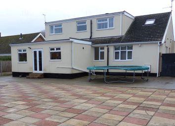 Thumbnail 5 bed detached house for sale in Grantham Road, Bracebridge Heath, Lincoln