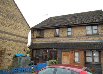 Thumbnail 1 bed semi-detached house for sale in Holden Close, Hertford