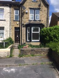 Thumbnail 1 bed flat to rent in Sherwood Place, Bradford