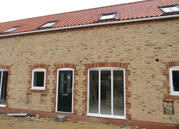 Thumbnail 2 bed terraced house for sale in Clover Lane, Downham Market