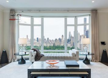 Thumbnail 3 bed property for sale in 15 Central Park West, New York, New York State, United States Of America