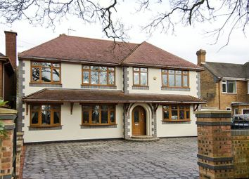 Thumbnail 5 bed detached house for sale in Broad Lane, Essington/Wednesfield, Wolverhampton
