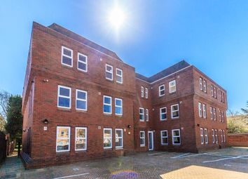 Thumbnail 1 bed block of flats for sale in Park Road, Peterborough