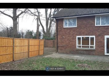 Thumbnail 3 bed end terrace house to rent in Sycamore Close, Crawley