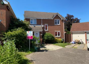 Thumbnail 3 bed detached house for sale in Violet Way, Scarning, Dereham