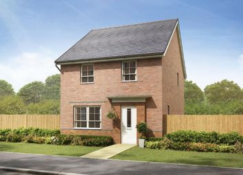 "Thumbnail 4 bed detached house for sale in ""Chester"" at Weston Hall Road, Stoke Prior, Bromsgrove"