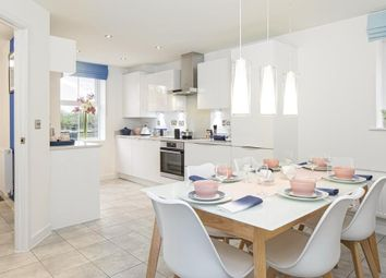 "Thumbnail 3 bed semi-detached house for sale in ""Ashurst"" at Westend, Stonehouse"