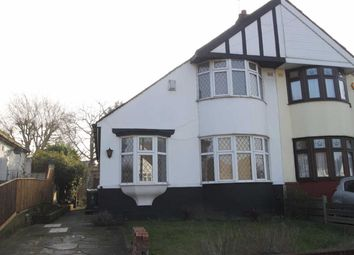 Thumbnail 3 bedroom semi-detached house for sale in Waltham Way, London