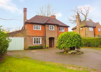 Thumbnail 4 bed detached house for sale in Fox Hill, Haywards Heath