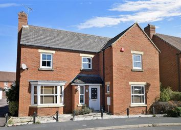 Thumbnail 4 bedroom detached house for sale in Henry Fletcher Close, Angmering, West Sussex