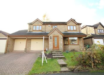 Thumbnail 5 bedroom detached house for sale in Sleaford Close, Bury