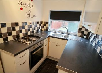 Thumbnail 2 bed end terrace house for sale in Shamrock Cottages, Lincoln