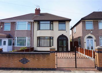 Thumbnail 3 bed semi-detached house for sale in Wensley Road, Liverpool