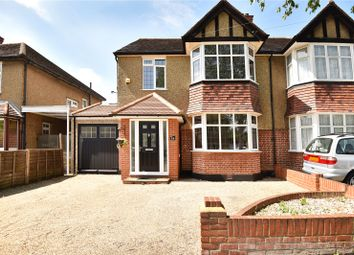 Thumbnail 4 bed semi-detached house for sale in Crescent Gardens, Ruislip, Middlesex
