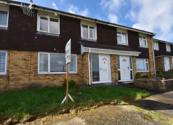 Thumbnail 3 bed terraced house for sale in Heol Dinas, Penparcau, Aberystwyth
