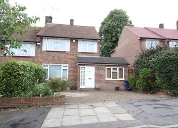 Thumbnail 4 bed semi-detached house for sale in Wilton Road, Cockfosters, Barnet