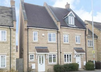 Thumbnail 2 bed end terrace house to rent in Roman Road, Corby, Northamptonshire