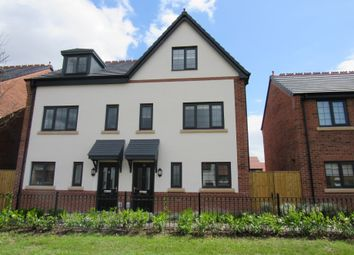 Thumbnail 3 bedroom semi-detached house for sale in Coppice View, Hull