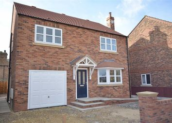 Thumbnail 4 bed detached house for sale in North Street, Barmby On The Marsh