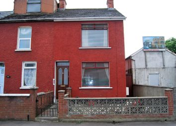 Thumbnail 2 bedroom end terrace house for sale in Olympia Drive, Belfast