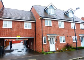 Thumbnail 4 bed semi-detached house for sale in Brooklands Avenue, Wixams, Bedford