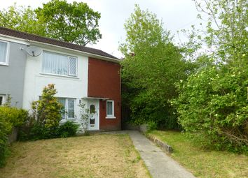 Thumbnail 2 bed semi-detached house for sale in Hendre Road, Garnant, Ammanford, Carmarthenshire.