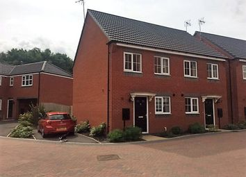 Thumbnail 2 bed semi-detached house for sale in Homerton Vale, Mickleover, Derby