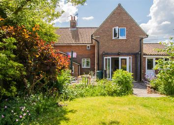 Thumbnail 3 bed semi-detached house for sale in New Road, Reepham, Norwich