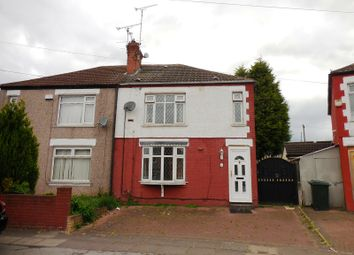 Thumbnail 3 bed semi-detached house to rent in Villa Road, Radford, Coventry