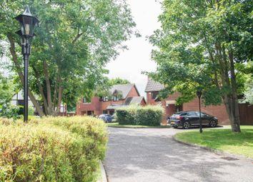Thumbnail 5 bedroom detached house for sale in Hopkins Close, Gidea Park, Romford