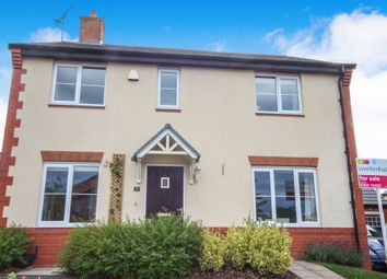 Thumbnail 4 bed detached house for sale in Sandford Drive, Tarvin, Chester