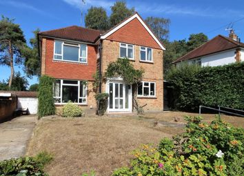 Thumbnail 5 bed detached house for sale in Longmeadow, Frimley