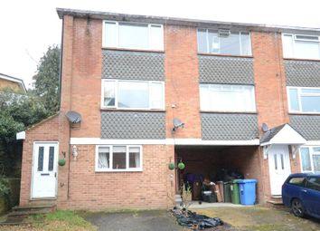 Thumbnail 3 bed terraced house for sale in Warren Close, Sandhurst, Berkshire
