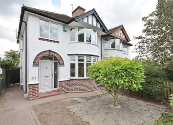 Thumbnail 3 bed property to rent in Windmill Road, Headington, Oxford