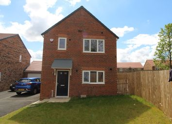Thumbnail 3 bedroom detached house to rent in Juniper Drive, Newcastle Upon Tyne
